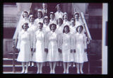 1943 Graduating Class of McLeod Infirmary School of Nursing
